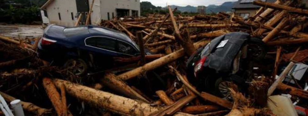 More downpours to pound Japan, weather agency says as death toll rises to 16