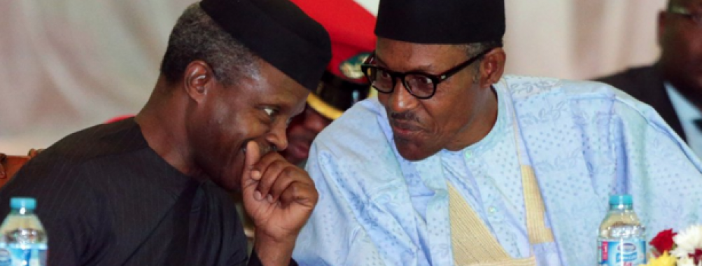 Dele Momodu: A Special Evening With Osinbajo, The Acting President